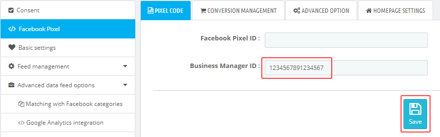 Where to find my Business ID?