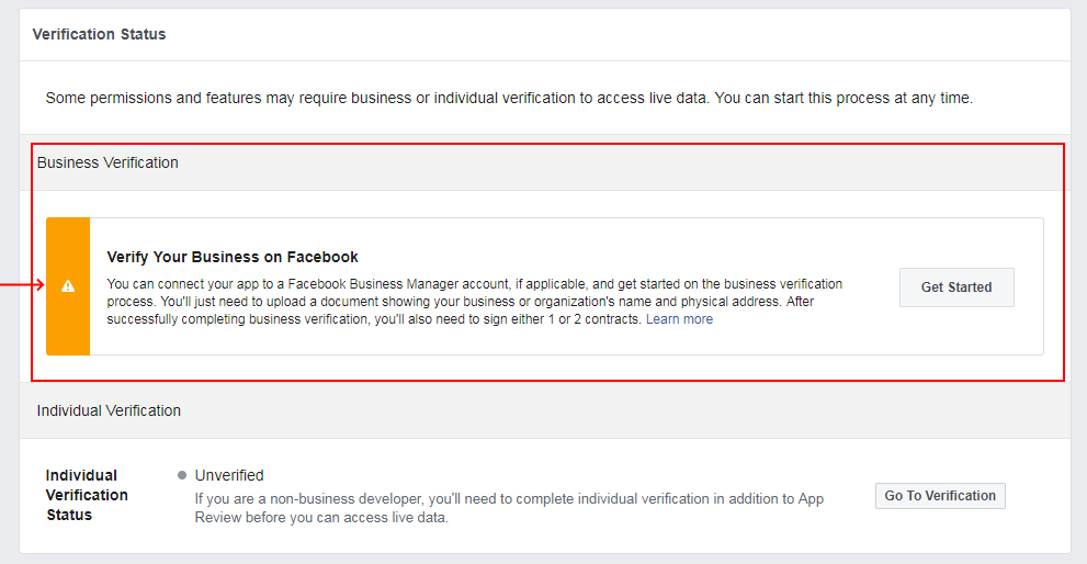 How To Get My Business Verified By Facebook